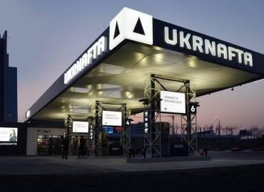 Инсталляция: витрины Tecfrigo для сети АЗС Укрнафта